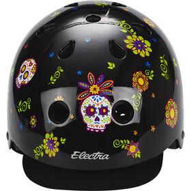 Electra Bike Fietshelm Kinderen zwart/bont